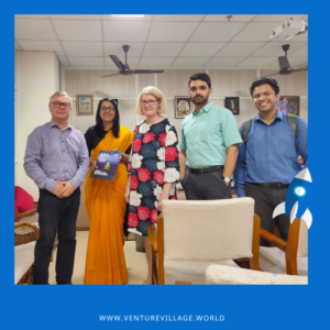 Delegation from University of Helsinki had a meeting Principal Secretary (Department of Higher Education)